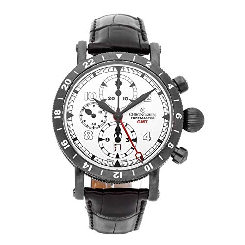 Chronoswiss Timemaster Mechanical (Automatic) Silver Dial Mens Watch CH-7535-GST-SI1 (Certified Pre-Owned)