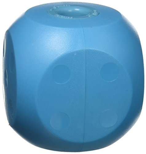OurPets Buster Food Cube Interactive Dog Toy, Med (Colors Vary)