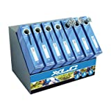 XLC Brake Cables - ''File Box'' of 100, 1.5mm x 1700mm, Road