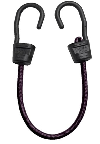 Keeper 06068 Ultra Black Bungee