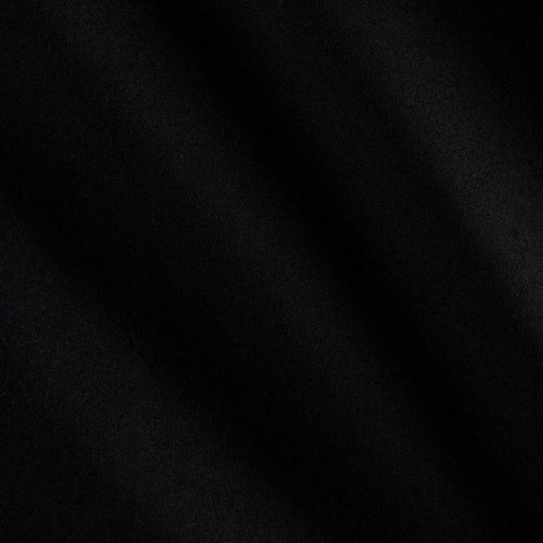 Fabri-Quilt 118in Cotton Sateen Black Fabric by The Yard