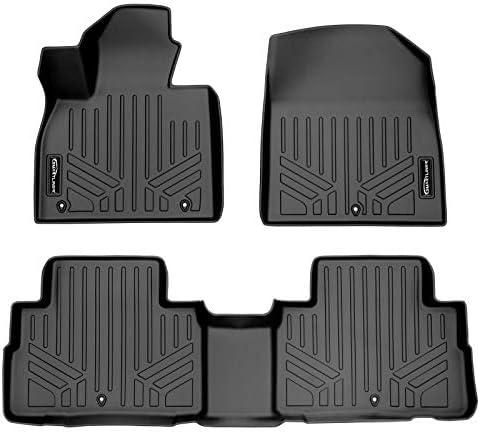 SMARTLINER SA0472/B0472 for 2020-2021 Hyundai Palisade Fits Bench and Bucket Seats, Black