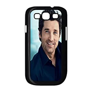 Samsung Galaxy S3 9300 Cell Phone Case Black Patrick Dempsey Kqqis