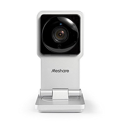 MeShare Wi-Fi Audio and Video Monitoring Security Camera wit