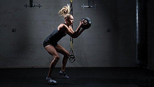 TRX Training Slam Ball, Easy-Grip Tread & Durable Rubber Shell, 30lbs by TRX (Image #2)