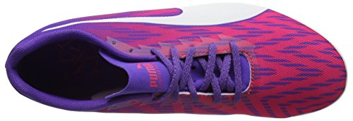Sparkling Purple Wn Leichtathletikschuhe White Distance 7 Evospeed Pink electric Damen Puma puma Cosmo 0Ivw4
