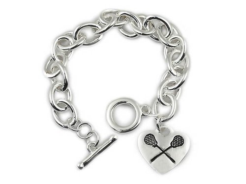 UPC 608938685049, Lacrosse Bracelet: #1 Gift for Lacrosse Player, Coach and Team. Why Purchase Another Lacrosse Trophy?