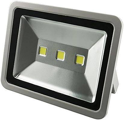 150W Luz Foco Proyector LED Blanco Frio Foco Exterior Foco de ...