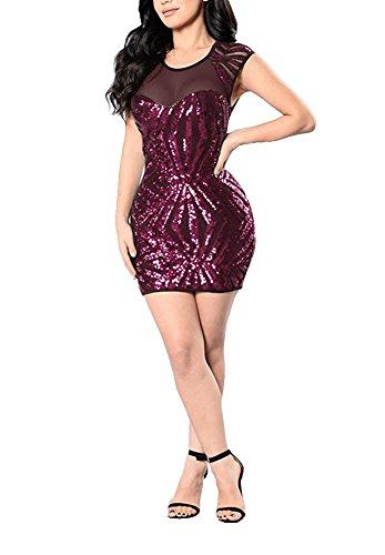Sparkle Club Dress - 6