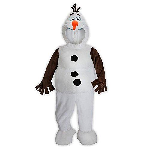 Disney Store Frozen Olaf Plush Costume for Kids (5/6) by Disney Frozen -