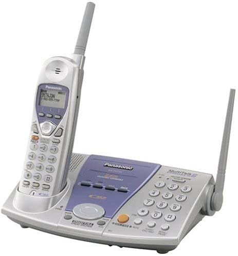 Pansonic KX-TG2700S 2.4 GHz teléfono inalámbrico: Amazon.es: Electrónica