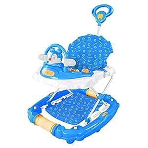 Andador de bebe Baby Walker Niño Plegable Aprendizaje ...