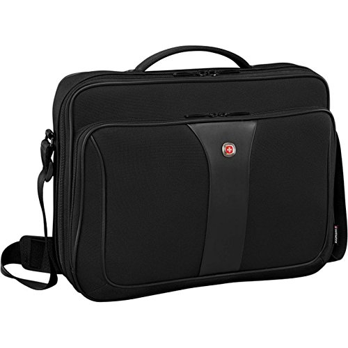 """Price comparison product image Swissgear Carrying Case (Briefcase) for 16"""" Tablet, Notebook - Black"""