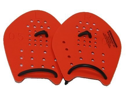 Strokemaker Paddles XS Orange - Size 0.5