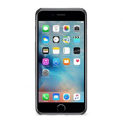 Artwizz Leather Clip Étui en cuir pour iPhone 6/6S Noir