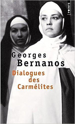 Image result for dialogues des carmélites livre