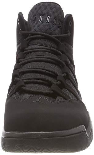 Max Uomo Nero Aura 001 black Fitness black Scarpe Nike Jordan Da RK4OTc75Ay