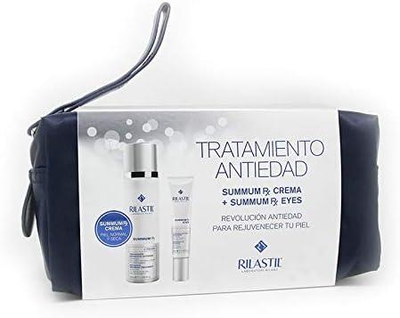 Rilastil Summum Crema Contorno Ojos Regalo Pack Neceser: Amazon.es ...