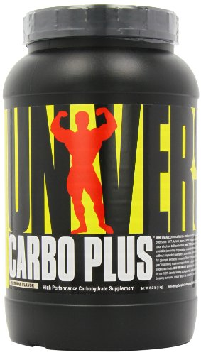 Universal Nutrition System Carbo Plus 2.2-pound Bottle, Unfl