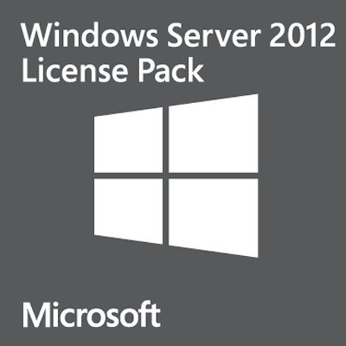 Windows Server 2012 / 2012 R2 Client Access Licence (CAL) – User: 5 Pack (PC) for HP