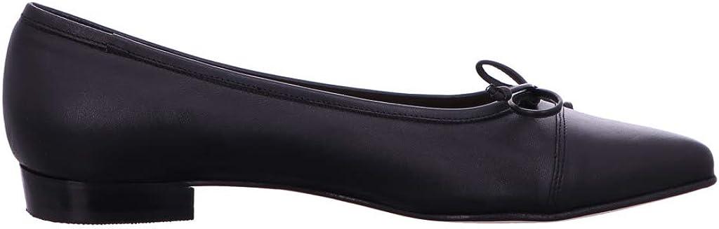 Gabriele Sisa/semelle en cuir Noir