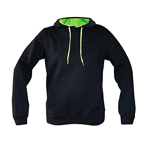 Black Crown Sudadera Soon Negro: Amazon.es: Deportes y aire libre