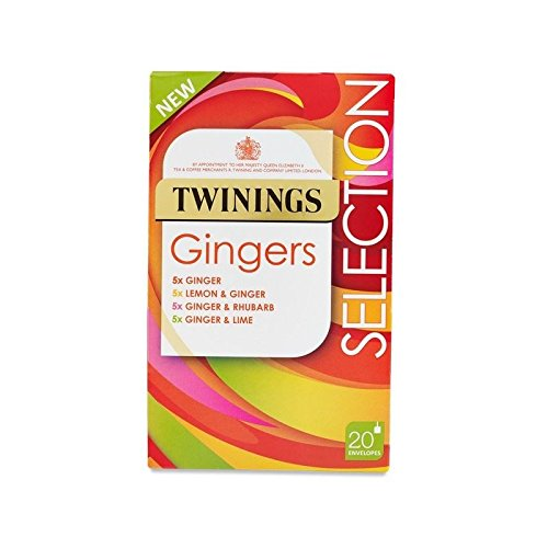 Twinings Gingers Selection 33.75g - 20 ()