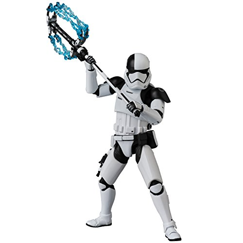 Medicom Toy MAFEX No. 69 First Order Storm Trooper EXECUTIONER (TM) Star Wars Action Figure