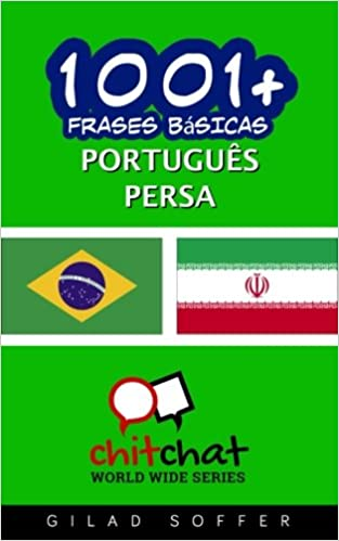 Amazoncom 1001 Frases Básicas Português Persa