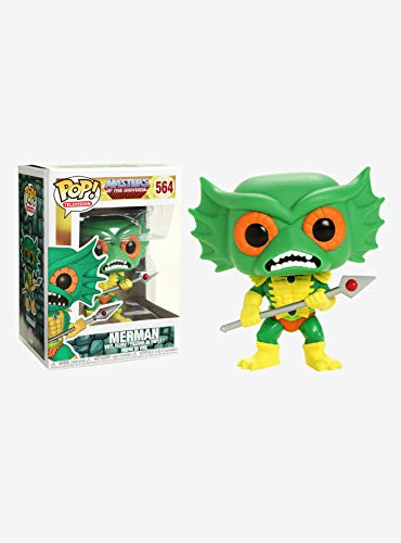 Merman Aquatico Masters Of The Universe He Man Funko Pop!
