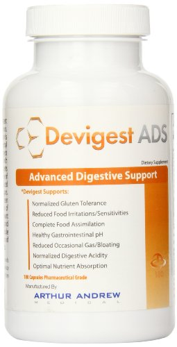 Arthur Andrew Medical Devigest Capsules product image