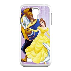 Beauty and The Beast Protective Case For SamSung Galaxy S4 Case TPUKO-Q-9A886744