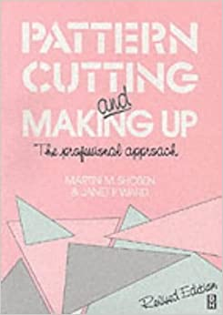 Book Pattern Cutting and Making Up: The Professional Approach by Janet Ward (1987-07-06)