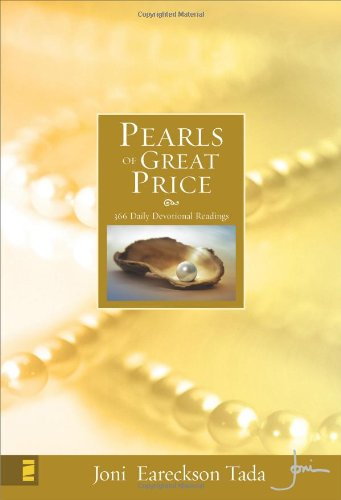 Pearls of Great Price: 366 Daily Devotional - In Mall Outlet Pearl
