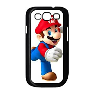 Samsung Galaxy S3 9300 Cell Phone Case Black Super Smash Bros Mario LV7034248