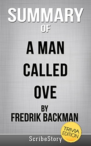 Summary Of A Man Called Ove By Fredrik