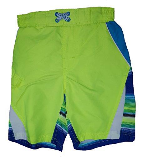 ocean-pacific-boys-acid-yellow-color-splice-swim-short-x-large
