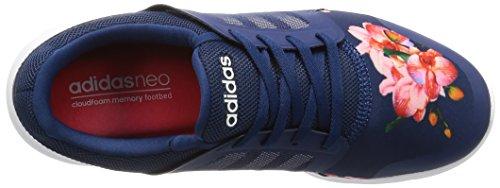 adidas Cloudfoam Xpression, Zapatos para Correr para Mujer Multicolor (Mysblu/ftwwht/shored)