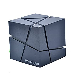 Powerlead Pcube Plb001 Mini Portable Bluetooth Wireless Super Bass Stereo Speaker for Iphone Samsung Rechargeable Hands Free Speaker Microphone Bluetooth 4.0 Compatible with Any Bluetooth NFC Compatibility (B00Y83072Q) | Amazon price tracker / tracking, Amazon price history charts, Amazon price watches, Amazon price drop alerts