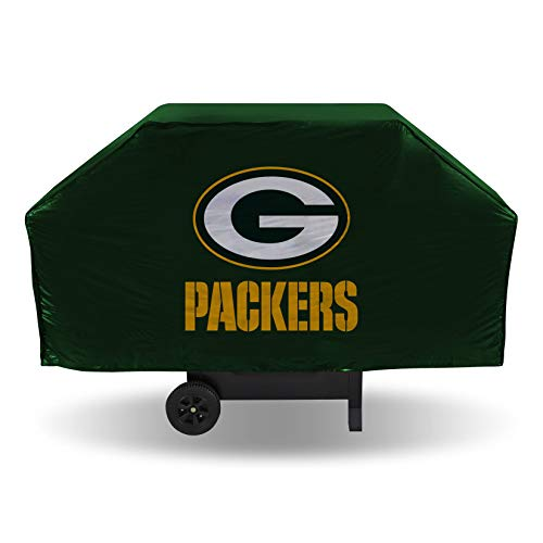 Rico Industries-Tag Express Green Bay Packers Economy Grill Cover