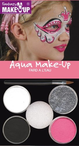 Schminkset Prinzessin Lea Aqua Makeup Schminke Fur Fasching