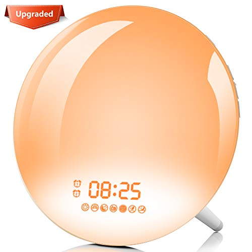 Sunrise Alarm Clock Homagical