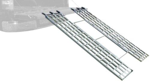 Extreme Max 5500.4052 7 ft. Tri - Fold Ramp NOSYJ