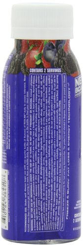 VPX Redline RTD Triple Berry, 24 - 8 OZ Bottles