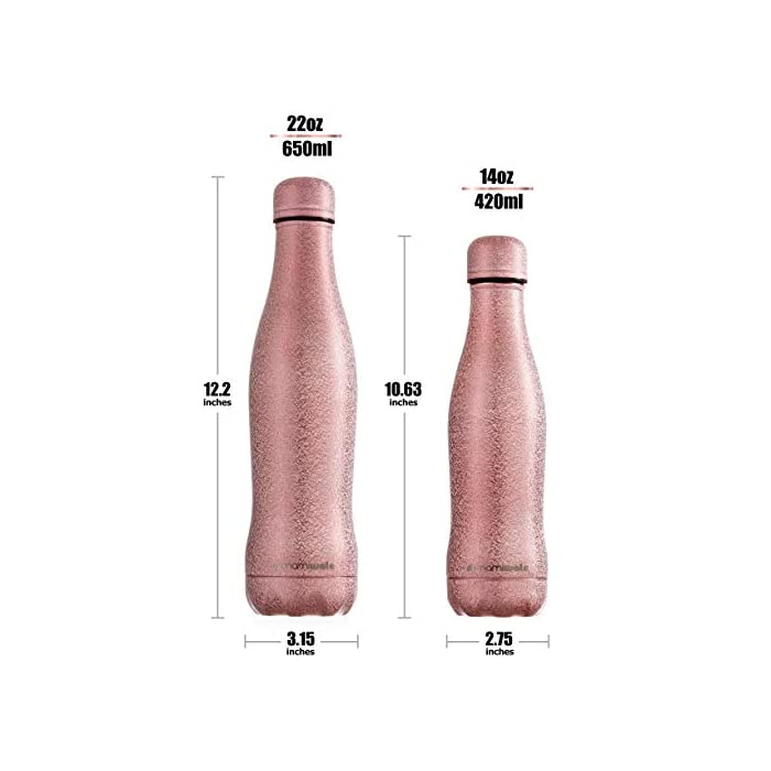 MAMI WATA Stainless Steel Water Bottle - Venumsquare