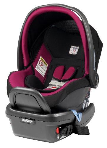 Peg Perego Primo Viaggio 4/35 Infant Car Seat with Base, Fleur