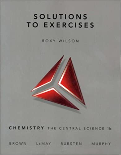 Book Chemistry: Solutions to Exercises: The Central Science