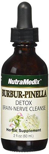 Nutramedix Burbur-Pinella (Detox) 60ml