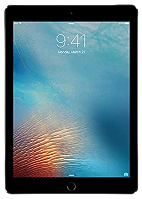 iPad Pro MLMN2CL/A (MLMN2LL/A) 9.7-inch (32GB, Wi-Fi, Space Gray) 2016 Model