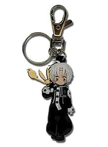 D Gray Man Allen PVC Keychain
